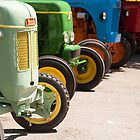 Tractor convention by Christopher Cullen