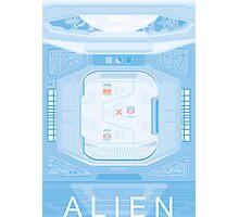 Alien (1979) Poster - Airlock Photographic Print