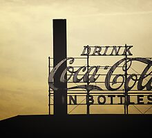 Coca-Cola Bottling-Drink in Bottles by torib