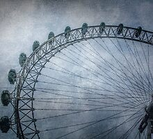 London Eye by Erik Brede