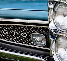 Pontiac GTO by thatstickerguy