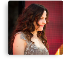 Mary-Louise Parker Canvas Print