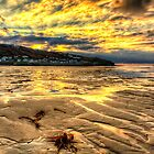 DRAGONS FIRE OVER SENNEN COVE by PlanetPenwith