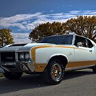 1972 Hurst Oldsmobile by TeeMack