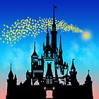 Disney - Wish Upon A Star by Sidrah Mahmood