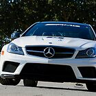 C63 AMG Black Series by Timothy  Iverson Auto Photography