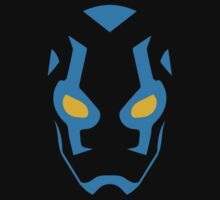 Blue Beetle Mask by burthefly