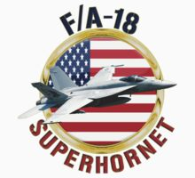 F/A-18 SuperHornet  by Mil Merchant
