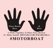 #motorboat by Leroy Dickson