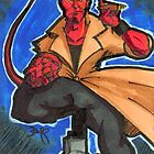 Hellboy FanArt by JEDArts
