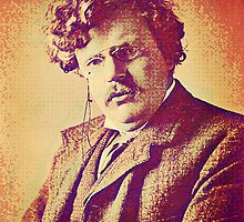 G.K Chesterton by MJ Perry
