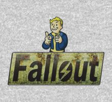 "Fallout Guy ""Fonzie"" by ----User"