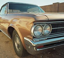 A 1964 Pontiac Le Mans by James2001