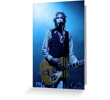 Tim Rogers Greeting Card