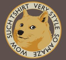 Wow such shirt! by evodahis
