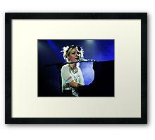 Kate Miller-Heidke Framed Print