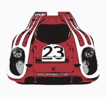 Porsche 917 Front by supersnapper