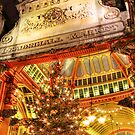 Christmas At Leadenhall 2 - Leadenhall Market Series - London - HDR by Colin J Williams Photography