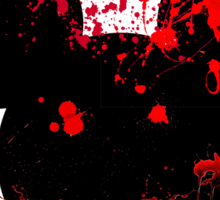 Bloody Mickey  Sticker