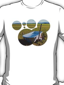 Outdoor pool | conceptual photography T-Shirt