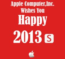 Happy 2013s (2014) Apple by SteliosPap92