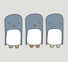 Blushing Penguins by incipient