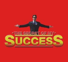the Secret of Tony's Success by inesbot