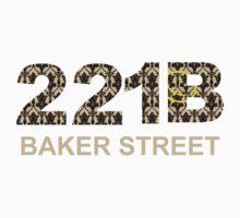 221B Baker Street by SamanthaMirosch