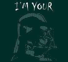 I'm your FATHER ( Darth Vader Portrait With Words) by SteliosPap92