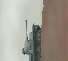 Smartphone Case: Pzkpfw IV Tank by Kyledf