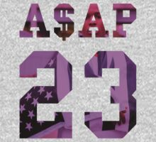 A$AP 23. by Studio Ronin