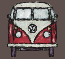Ruffdup Splittie Campervan by Ra12