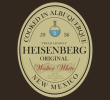 Heisenberg Home Brew by Heather Kenna