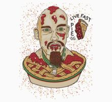 Live Fast Pie! GG Allin Tribute by Neil Manuel