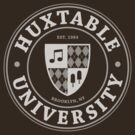 Huxtable University by vonplatypus