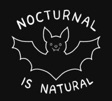 Nocturnal is Natural by vonplatypus