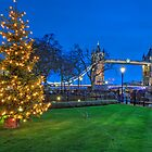 Merry Christmas from London by Andrew-Thomas