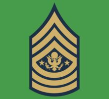 Sergeant Major of the US Army by cadellin
