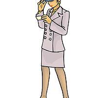 Businesswoman 38 by boogeyman