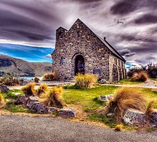 The Church by Dean Cunningham
