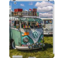 Old VW BUSES  iPad Case/Skin