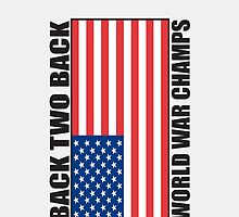 BACK TO BACK PHONE by PhuckinTees