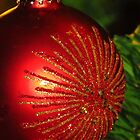 Red Ornament by lorilee