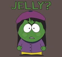Wendy Testaburger - Jelly? by ChrisButler