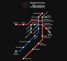 Boston (white) by Rajiv Ramaiah