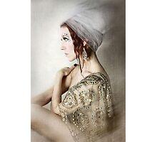 Socialite Mod Photographic Print