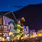 Christmas Festival in Leavenworth by Jim Stiles