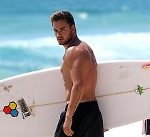 Liam Payne (One Direction) Surfer by AngelsinBloom