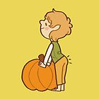 back that pumpkin butt up by butterbear
