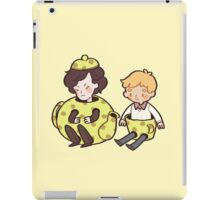 tea for two? iPad Case/Skin